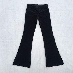 f326e1a4a32 Gucci · Authentic Gucci velvet flares